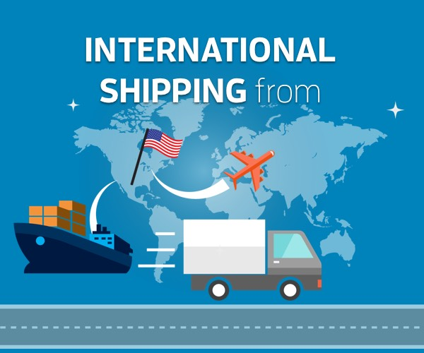 International Shipping | Ship International | Packaging Store