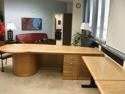 Custom Built Office Furniture The Leading Advantages Of